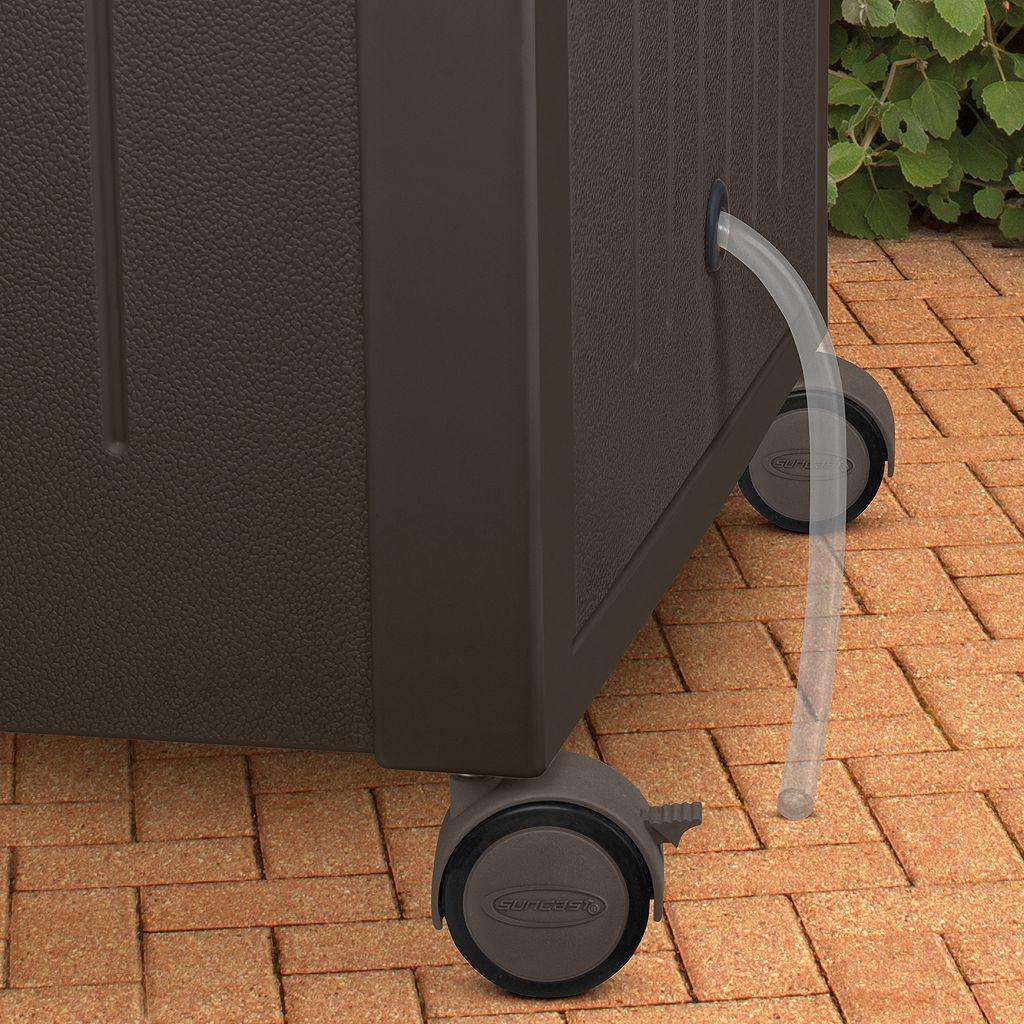 Suncast 72-Can Cooler - Outdoor