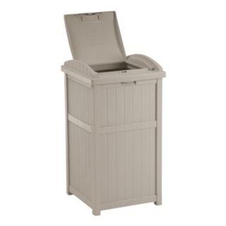 Suncast 33-Gallon Trash Hideaway - Outdoor