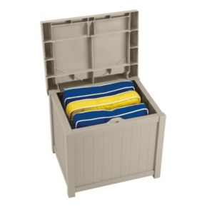Suncast 22-Gallon Storage Seat