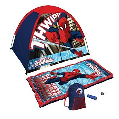 Spider-Man 5 pc Play Tent Set