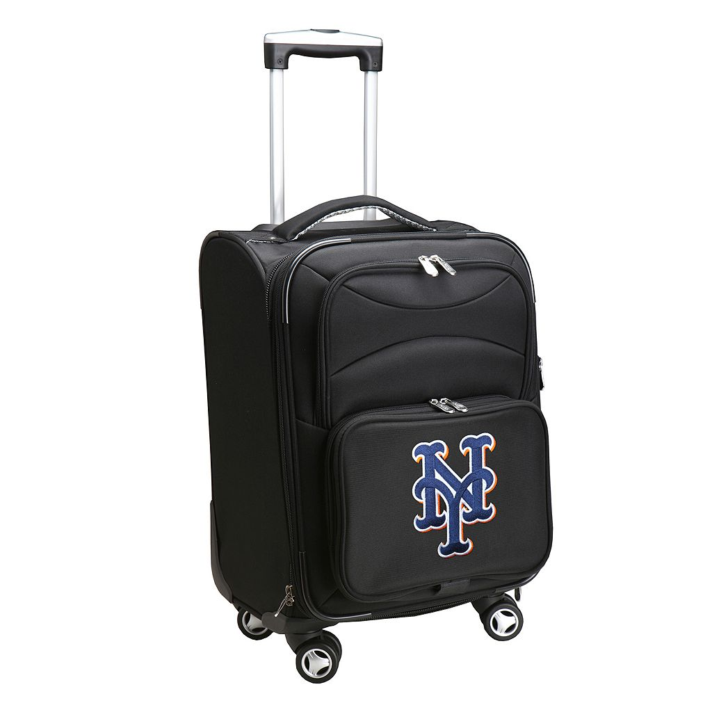 New York Mets 20-in. Expandable Spinner Carry-On