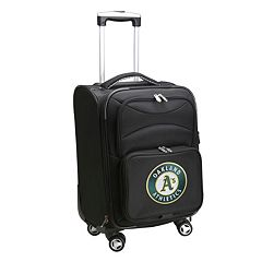 Oakland A's 20 in Expandable Spinner Carry-On