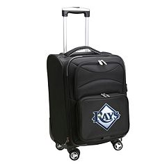 Tampa Bay Rays 20 in Expandable Spinner Carry-On