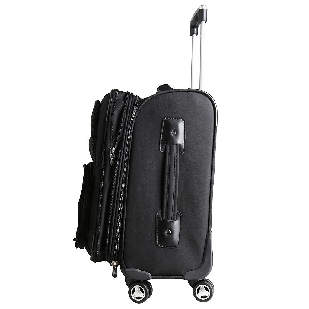 Texas Rangers 20-in. Expandable Spinner Carry-On