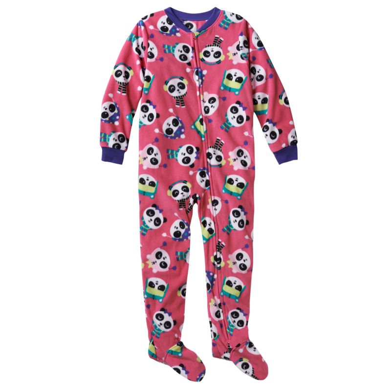footed pajamas kohls