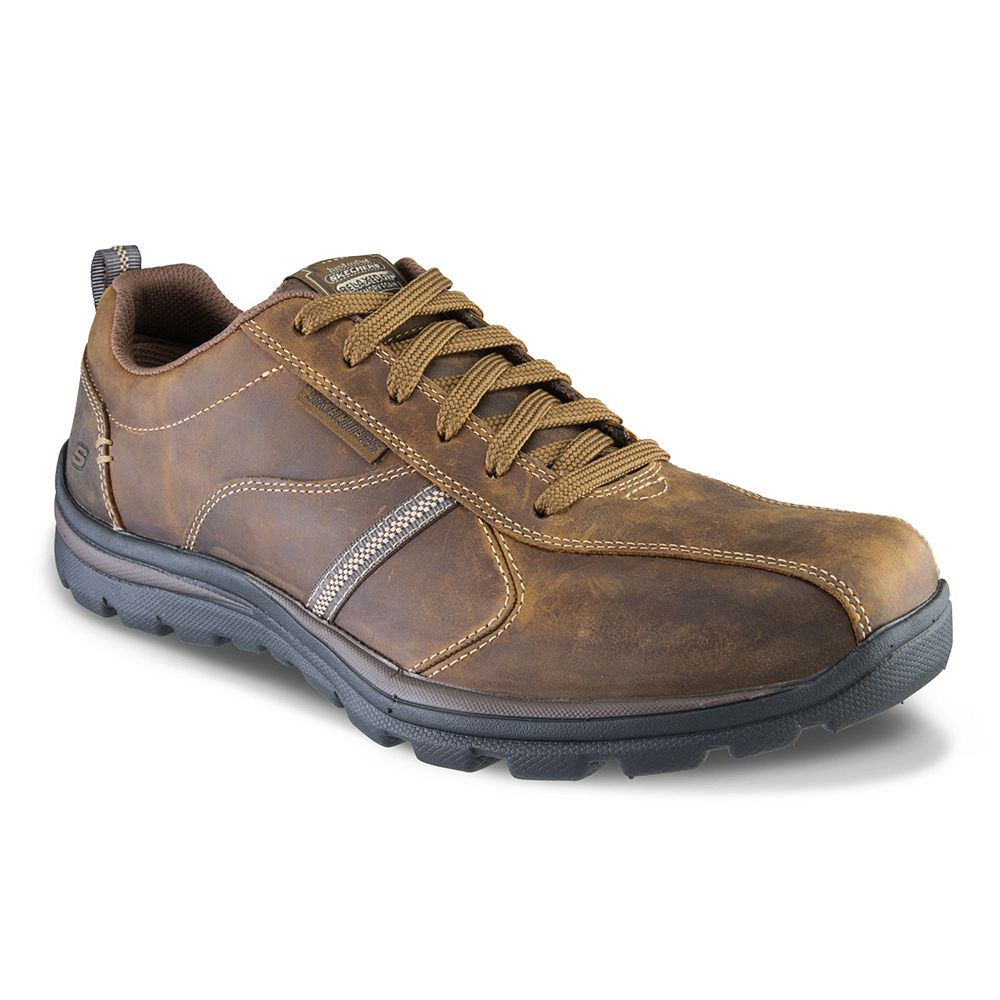 bc4ab6fd19d1 Skechers Relaxed Fit Levoy Men s Shoes