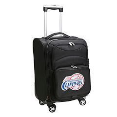 Los Angeles Clippers 20 in Expandable Spinner Carry-On