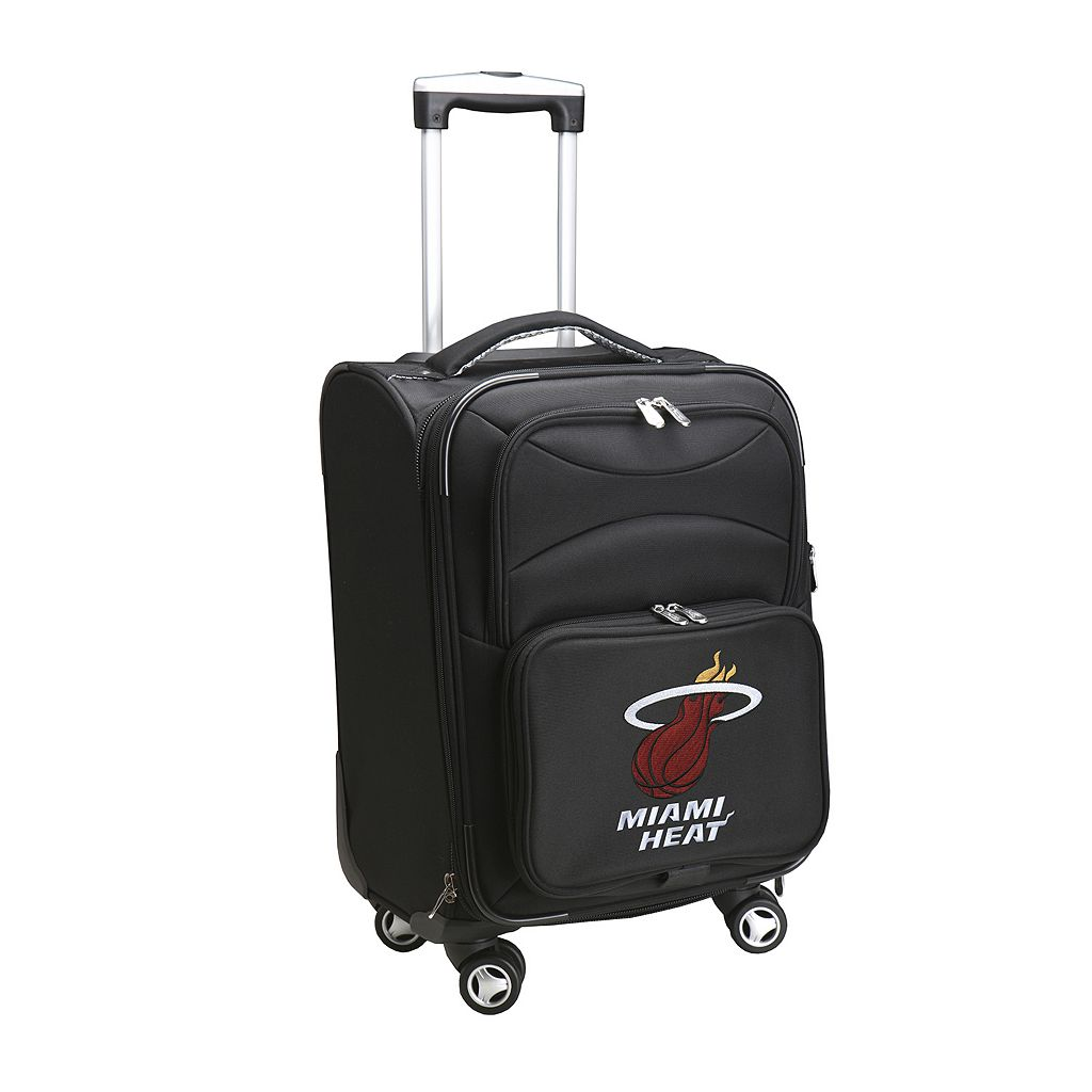 Miami Heat 20-in. Expandable Spinner Carry-On