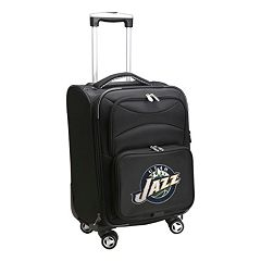Utah Jazz 20 in Expandable Spinner Carry-On