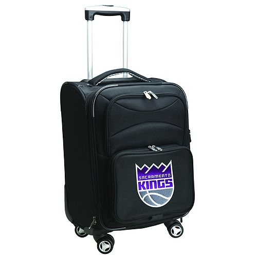 Sacramento Kings 20-in. Expandable Spinner Carry-On
