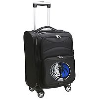 Dallas Mavericks 20-in. Expandable Spinner Carry-On
