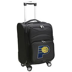 Indiana Pacers 20 in Expandable Spinner Carry-On