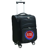 Detroit Pistons 20 in Expandable Spinner Carry-On