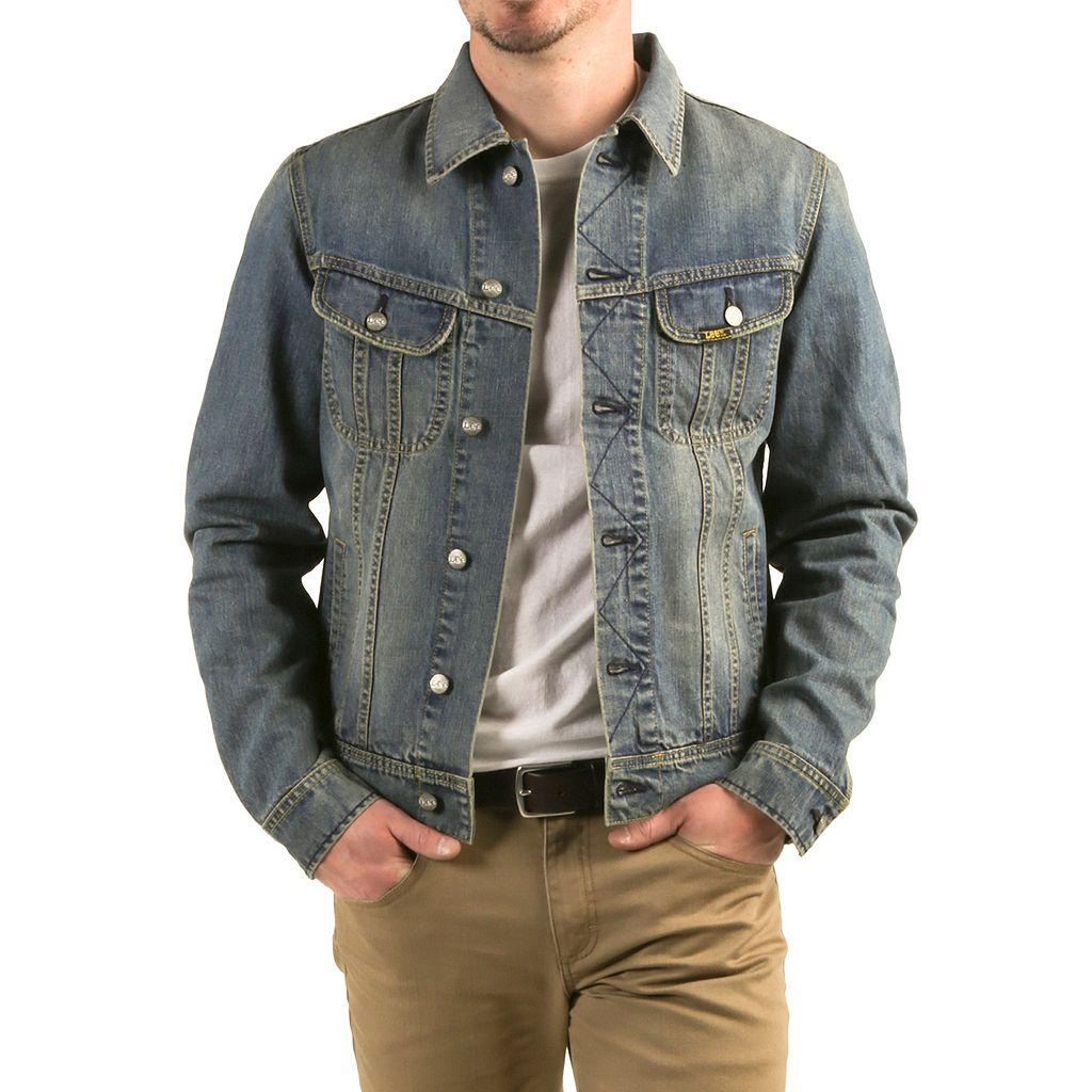 Lee Denim Jacket - Men