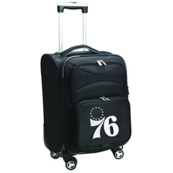 Philadelphia 76ers 20-in. Expandable Spinner Carry-On