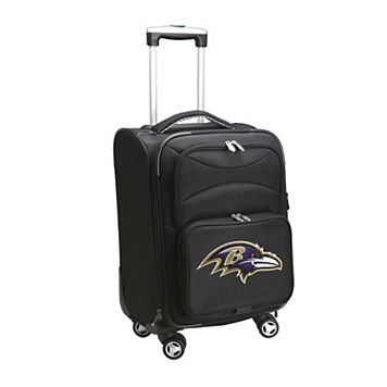 Baltimore Ravens 20-in. Expandable Spinner Carry-On