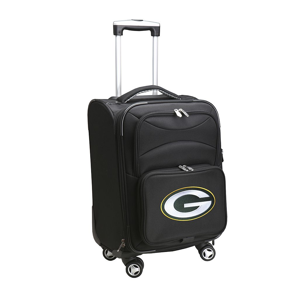 Green Bay Packers 20-in. Expandable Spinner Carry-On