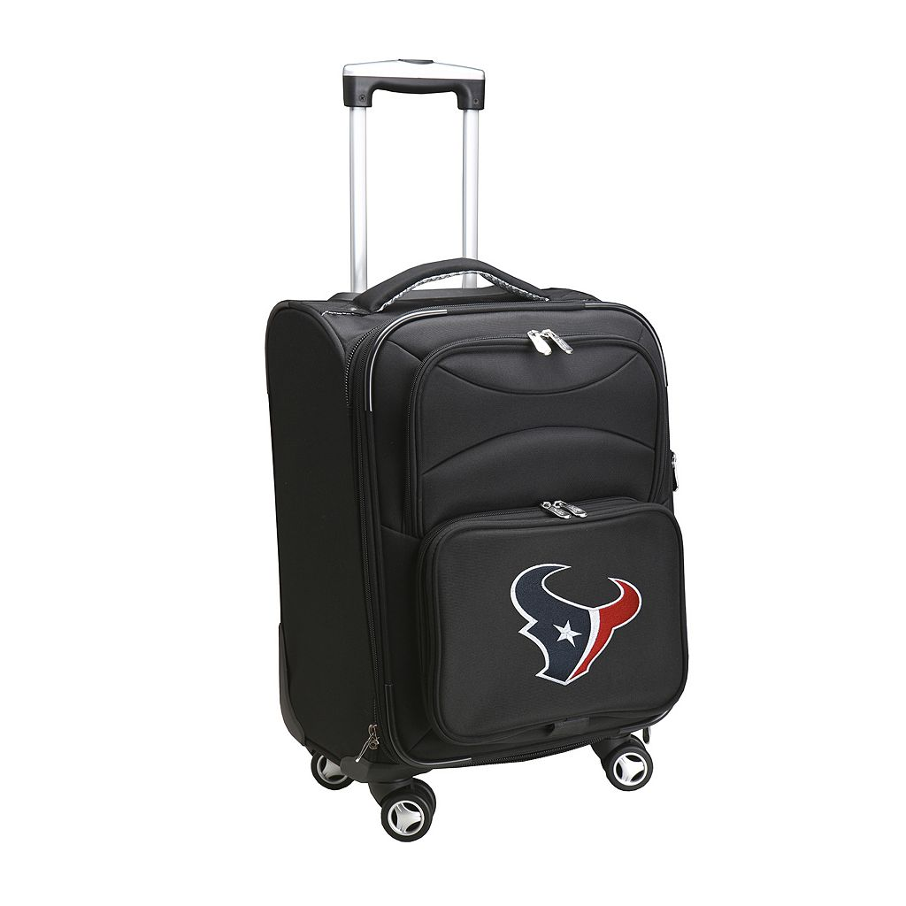 Houston Texans 20-in. Expandable Spinner Carry-On