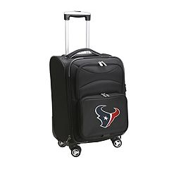 Houston Texans 20 in Expandable Spinner Carry-On