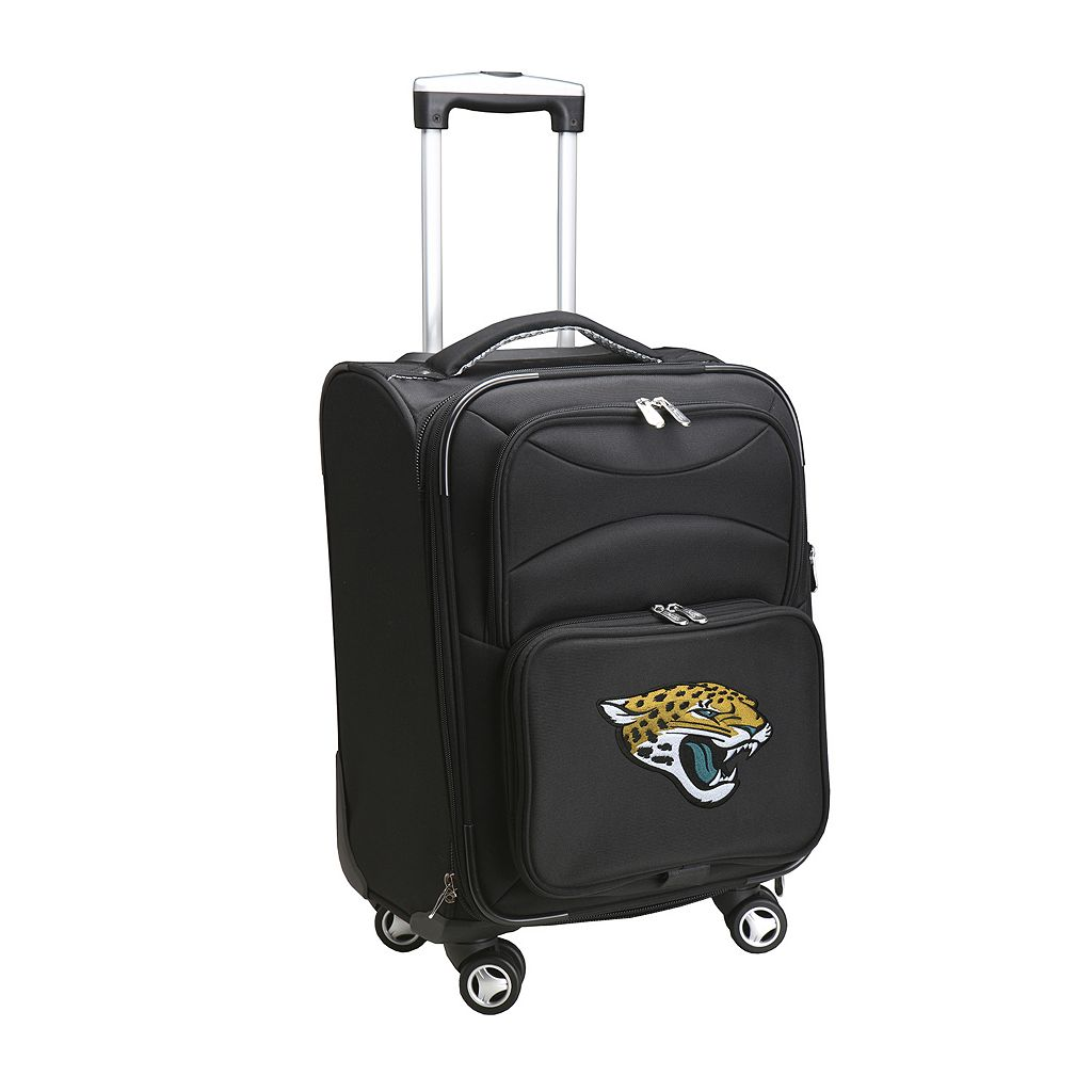 Jacksonville Jaguars 20-in. Expandable Spinner Carry-On