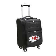 Kansas City Chiefs 20 in Expandable Spinner Carry-On