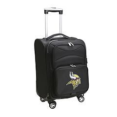 Minnesota Vikings 20 in Expandable Spinner Carry-On