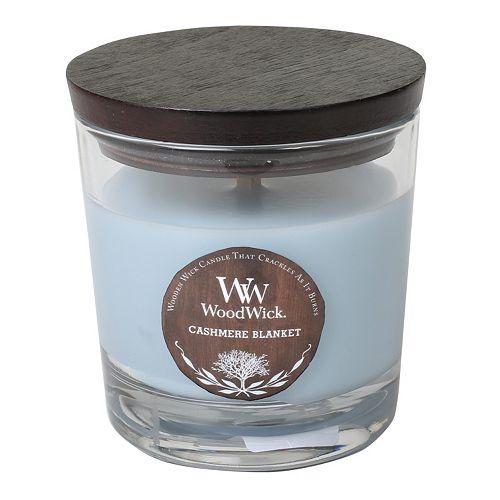 WoodWick Cashmere Blanket 10.5-oz. Jar Candle