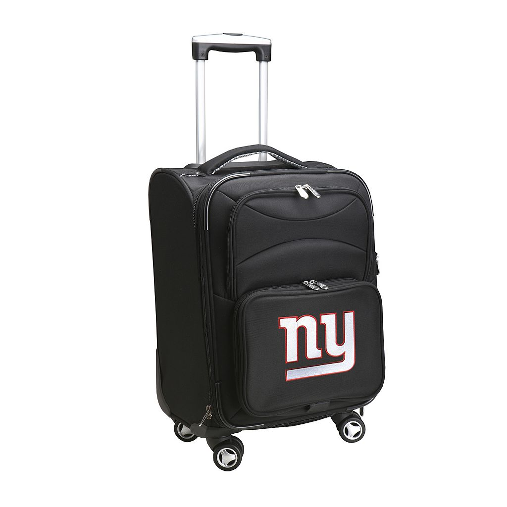 New York Giants 20-in. Expandable Spinner Carry-On