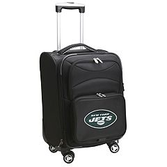New York Jets 20 in Expandable Spinner Carry-On