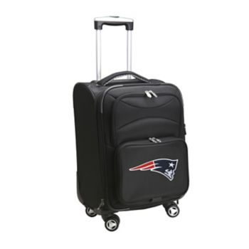 New England Patriots 20-in. Expandable Spinner Carry-On