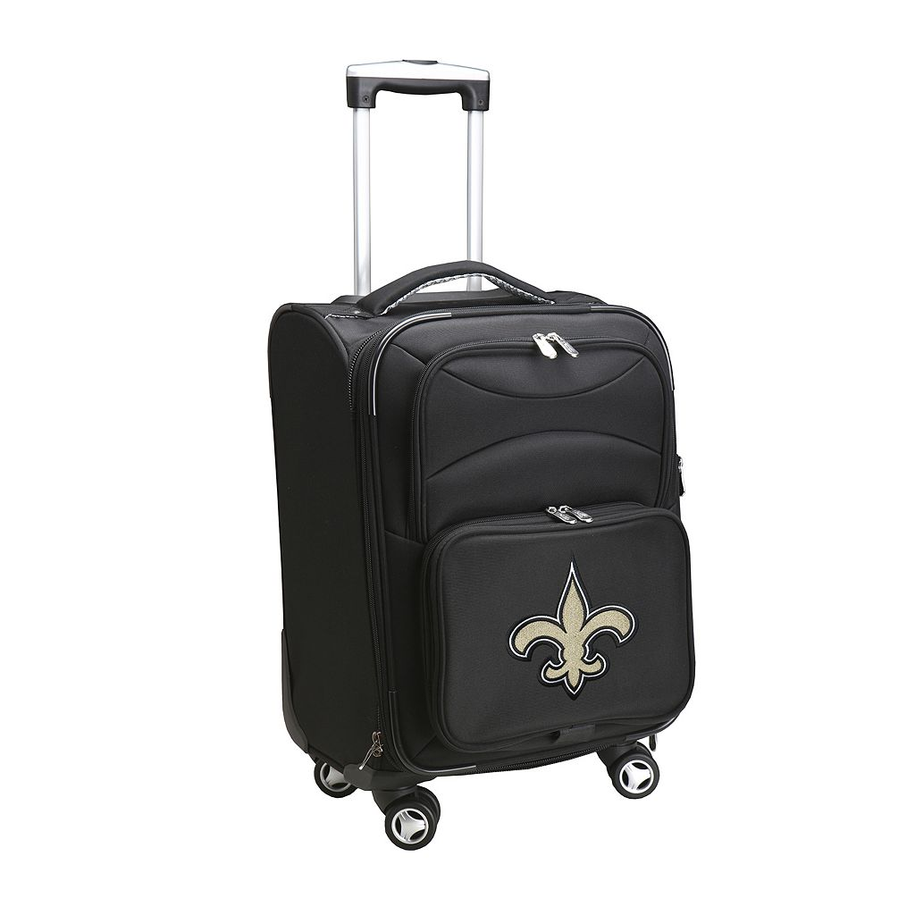 New Orleans Saints 20-in. Expandable Spinner Carry-On