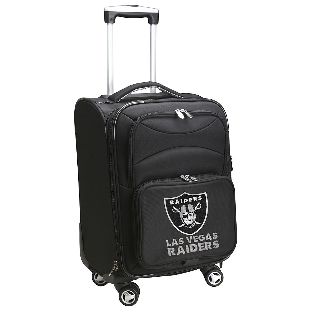 Oakland Raiders 20-in. Expandable Spinner Carry-On