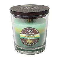 WoodWick Poplar & Pine Tri-Tone 17.2-oz. Jar Candle