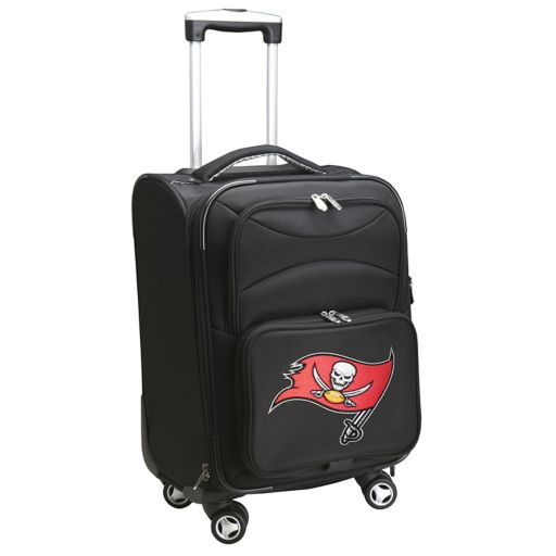 Tampa Bay Buccaneers 20-in. Expandable Spinner Carry-On
