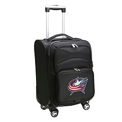 Columbus Blue Jackets 20 in Expandable Spinner Carry-On
