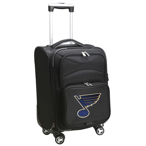 St. Louis Blues 20-in. Expandable Spinner Carry-On