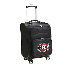 Montreal Canadiens 20-in. Expandable Spinner Carry-On