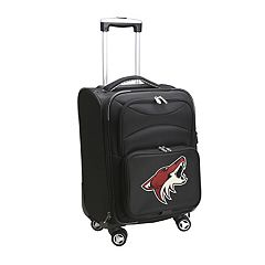Arizona Coyotes 20 in Expandable Spinner Carry-On