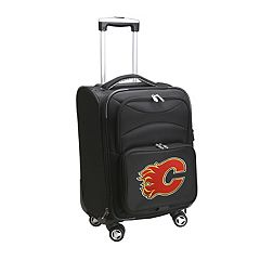 Calgary Flames 20 in Expandable Spinner Carry-On