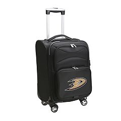 Anaheim Ducks 20-inch Expandable Spinner Carry-On
