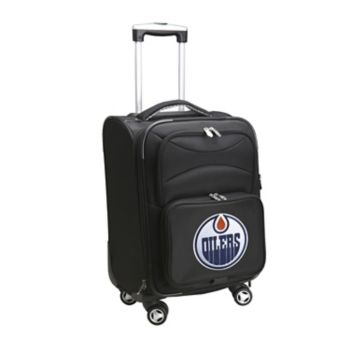 Edmonton Oilers 20-in. Expandable Spinner Carry-On