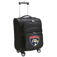 Florida Panthers 20 in Expandable Spinner Carry-On