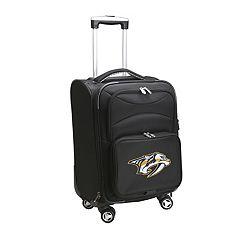Nashville Predators 20 in Expandable Spinner Carry-On