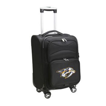 Nashville Predators 20-in. Expandable Spinner Carry-On