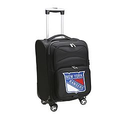 New York Rangers 20-in. Expandable Spinner Carry-On