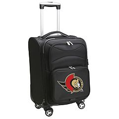 Ottawa Senators 20-in. Expandable Spinner Carry-On