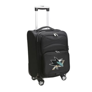 San Jose Sharks 20-in. Expandable Spinner Carry-On