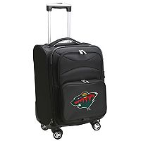 Minnesota Wild 20-in. Expandable Spinner Carry-On