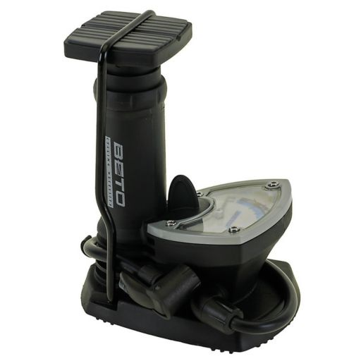 Beto High Pressure Foot Pump