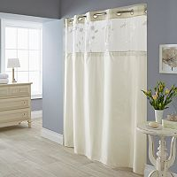 Serena 2-pc. Fabric Shower Curtain & Liner Set